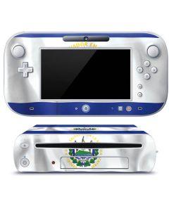 El Salvador Flag Wii U (Console + 1 Controller) Skin