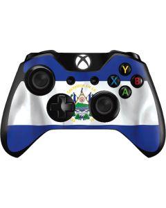 El Salvador Flag Xbox One Controller Skin