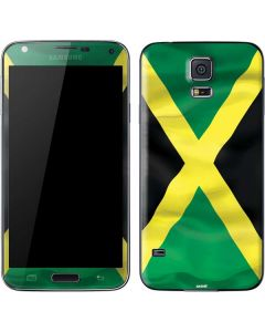 Jamaica Flag Galaxy S5 Skin