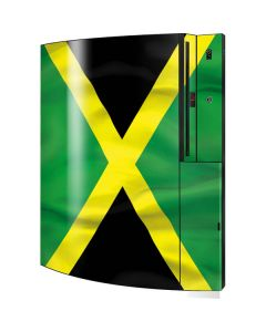 Jamaica Flag Playstation 3 & PS3 Skin