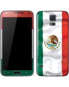 Mexico Flag Galaxy S5 Skin
