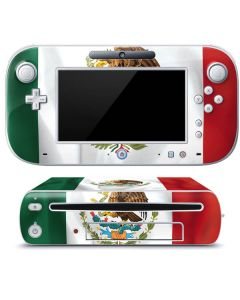 Mexico Flag Wii U (Console + 1 Controller) Skin