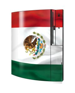 Mexico Flag Playstation 3 & PS3 Skin