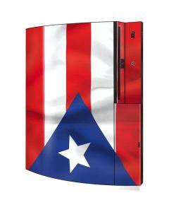 Puerto Rico Flag Playstation 3 & PS3 Skin