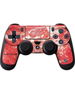 Detroit Red Wings Frozen PS4 Controller Skin