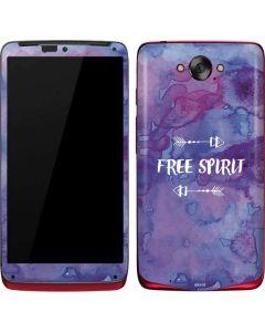 Free Spirit Motorola Droid Skin