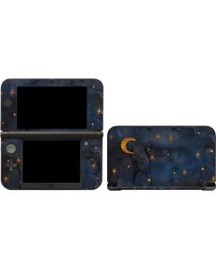 Moon and Stars 3DS XL 2015 Skin