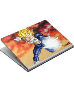 Dragon Ball Z Vegeta Surface Book Skin
