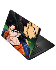 Dragon Ball Z Goku & Vegeta Asus X502CA 15.6 Skin