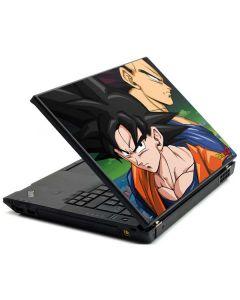 Dragon Ball Z Goku & Vegeta Lenovo T420 Skin
