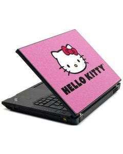 Hello Kitty Face Pink Lenovo T420 Skin