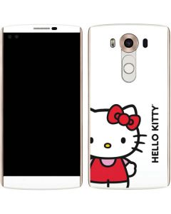 Hello Kitty Classic White V10 Skin