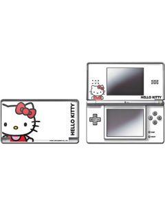 Hello Kitty Classic White DS Lite Skin