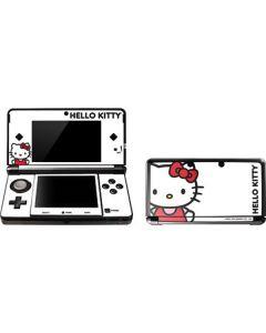 Hello Kitty Classic White 3DS (2011) Skin