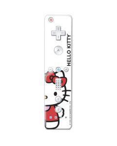 Hello Kitty Classic White Wii Remote Controller Skin