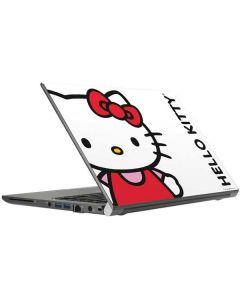 Hello Kitty Classic White Tecra Z40 Skin