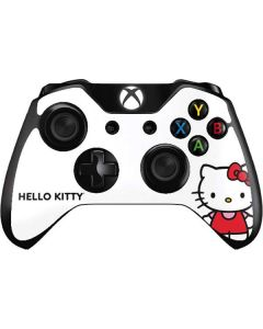 Hello Kitty Classic White Xbox One Controller Skin