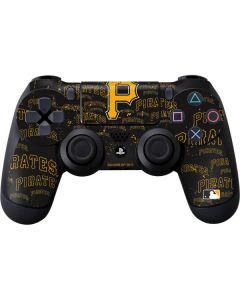 Pittsburgh Pirates - Cap Logo Blast PS4 Controller Skin