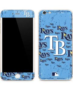 Tampa Bay Rays - Cap Logo Blast iPhone 6/6s Plus Skin