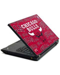 Chicago Bulls Blast Lenovo T420 Skin
