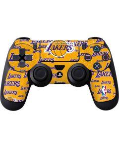 Los Angeles Lakers Blast PS4 Controller Skin