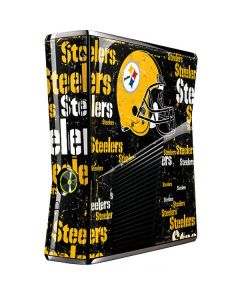 Pittsburgh Steelers - Blast Dark Xbox 360 Slim (2010) Skin