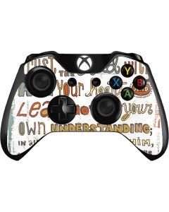 Peter Horjus - Trust In the Lord Xbox One Controller Skin