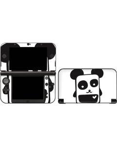 i HEART panda 3DS XL 2015 Skin
