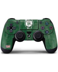 Boston Celtics Hardwood Classics PS4 Controller Skin