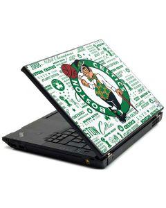 Boston Celtics Historic Blast Lenovo T420 Skin