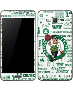 Boston Celtics Historic Blast Galaxy Grand Prime Skin