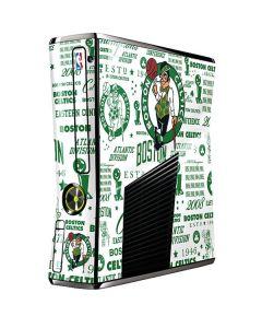 Boston Celtics Historic Blast Xbox 360 Slim (2010) Skin
