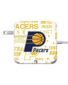 Indiana Pacers Historic Blast Apple Charger Skin
