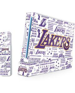 LA Lakers Historic Blast Wii (Includes 1 Controller) Skin