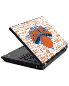 NY Knicks Historic Blast Lenovo T420 Skin