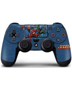 Justice League Heroes PS4 Controller Skin