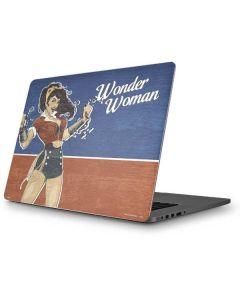 Wonder Woman Apple MacBook Pro Skin