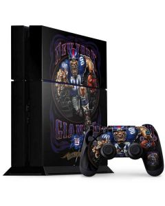 New York Giants Running Back PS4 Console and Controller Bundle Skin