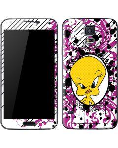 Tweety Bird with Attitude Galaxy S5 Skin