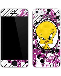 Tweety Bird with Attitude iPhone 5c Skin