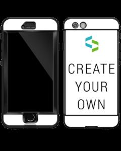 Custom LifeProof Nuud iPhone 6s Plus Skin