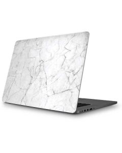 White Marble Apple MacBook Pro Skin