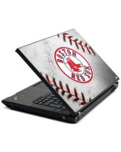 Boston Red Sox Game Ball Lenovo T420 Skin