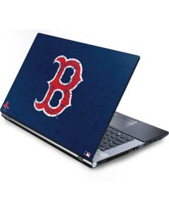 Boston Red Sox - Solid Distressed Generic Laptop Skin