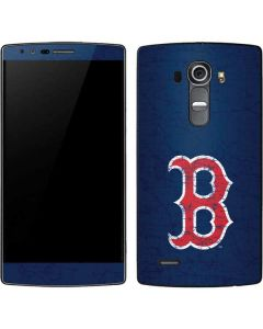 Boston Red Sox - Solid Distressed G4 Skin