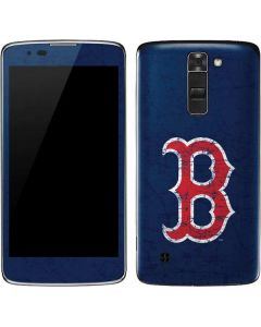 Boston Red Sox - Solid Distressed K7/Tribute 5 Skin