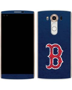 Boston Red Sox - Solid Distressed V10 Skin