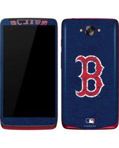 Boston Red Sox - Solid Distressed Motorola Droid Skin