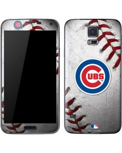 Chicago Cubs Game Ball Galaxy S5 Skin