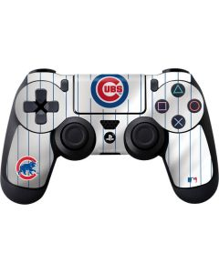 Chicago Cubs Home Jersey PS4 Controller Skin